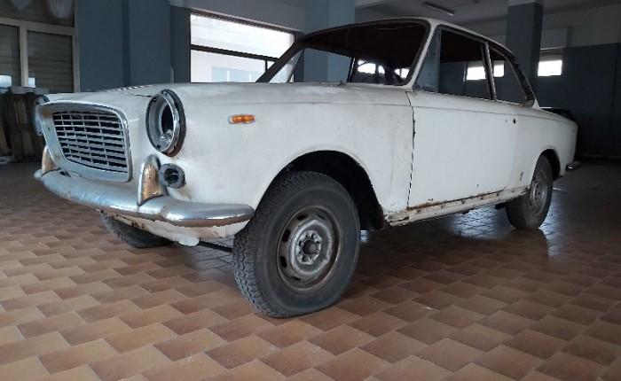 FIAT 1500 COUPE' VIGNALE................PRENOTATA.....................