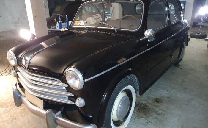 FIAT 1100/103 BAULETTO..................PRENOTATA......................