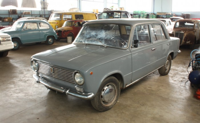 FIAT 124 BERLINA VENDITA IN LIGURIA