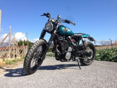 honda-dominator-cafe-racer-vendita-in-liguria