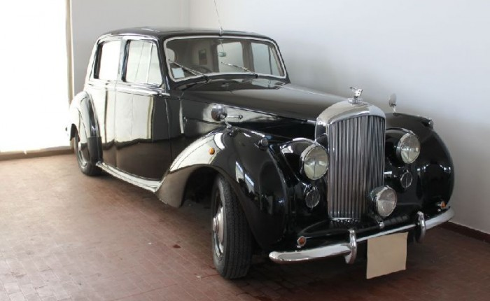 auto bentley mk6 in vendita liguria
