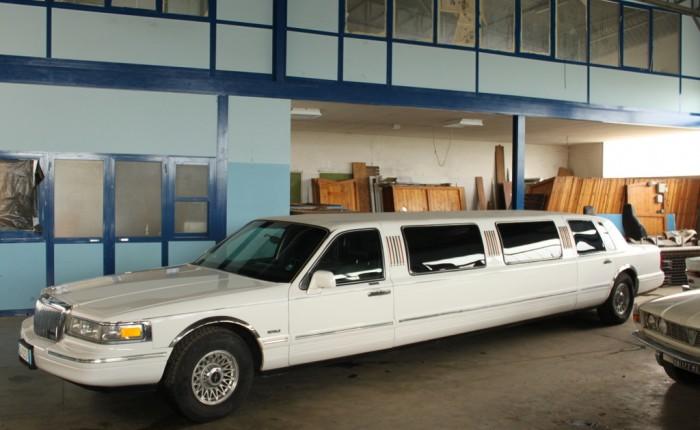 Affitta la tua limousine!