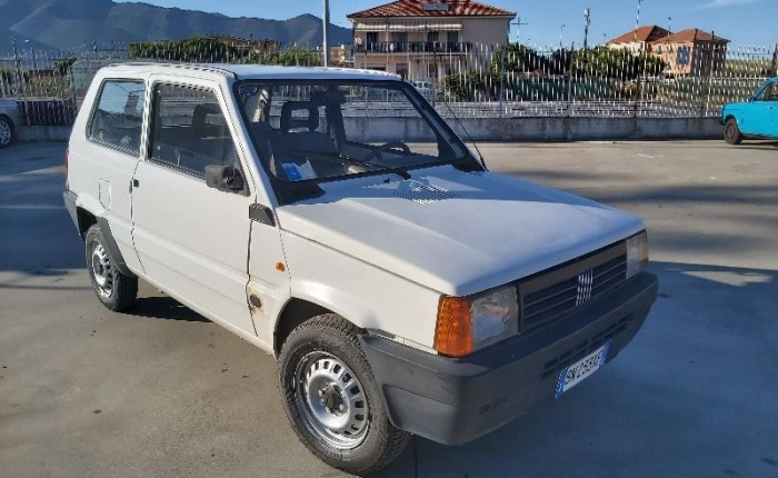 FIAT PANDA 1100cc
