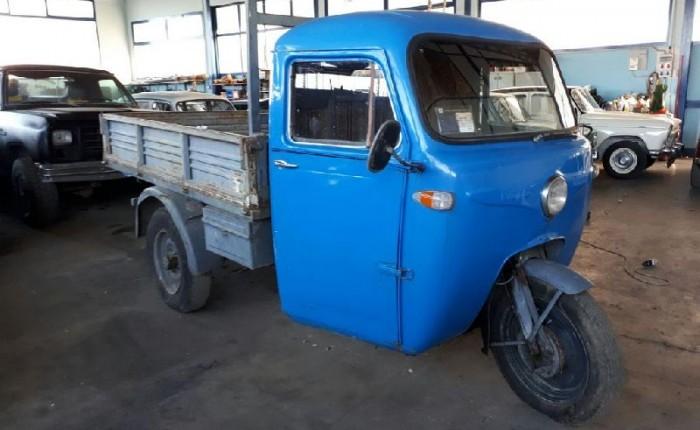 MOTOCARRO MOTO GUZZI ERCOLE VENDITA IN LIGURIA