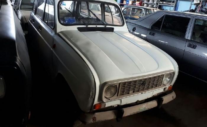 RENAULT R4 VENDITA IN LIGURIA