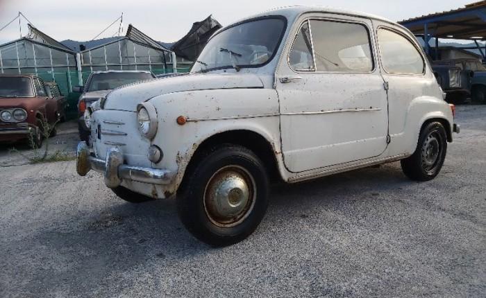 FIAT 600 CONTROVENTO