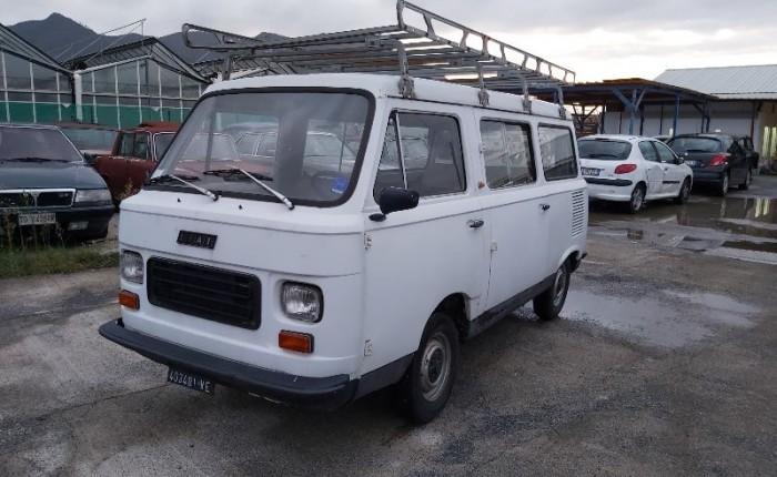 FIAT 900 T PULMINO