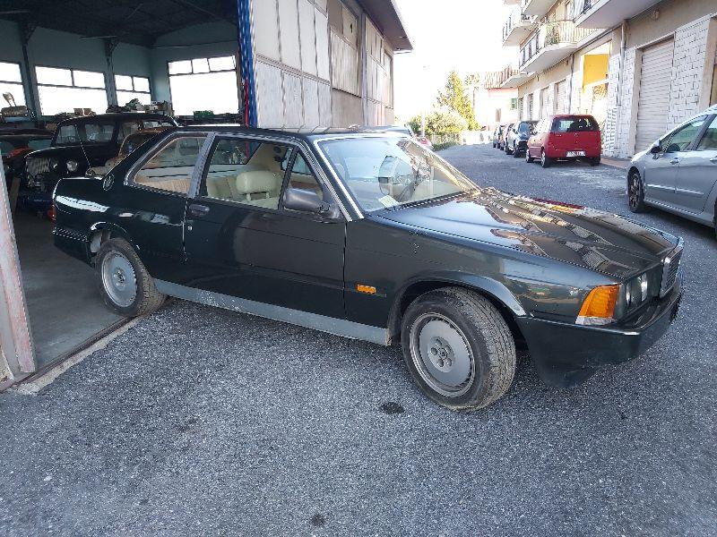 MASERATI 228   Rolls Car